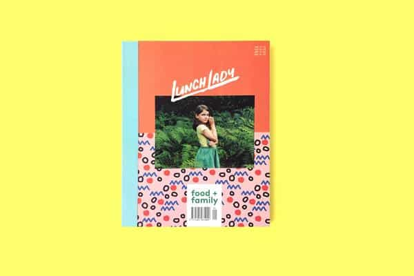 lunch lady issue 9