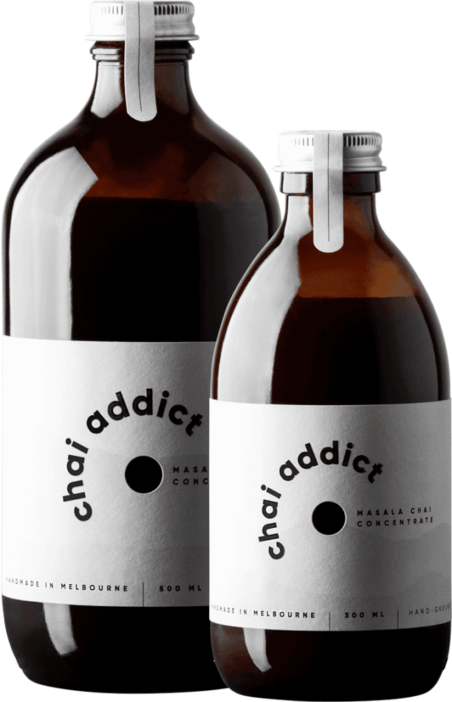 Chai Addict Bottles