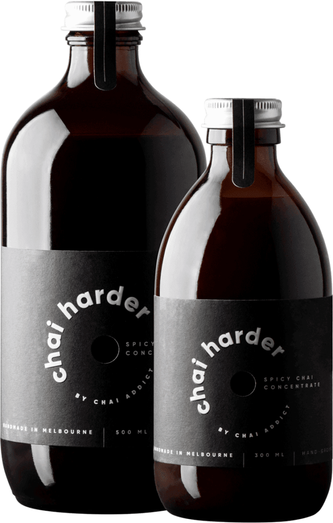 Chai Harder Bottles