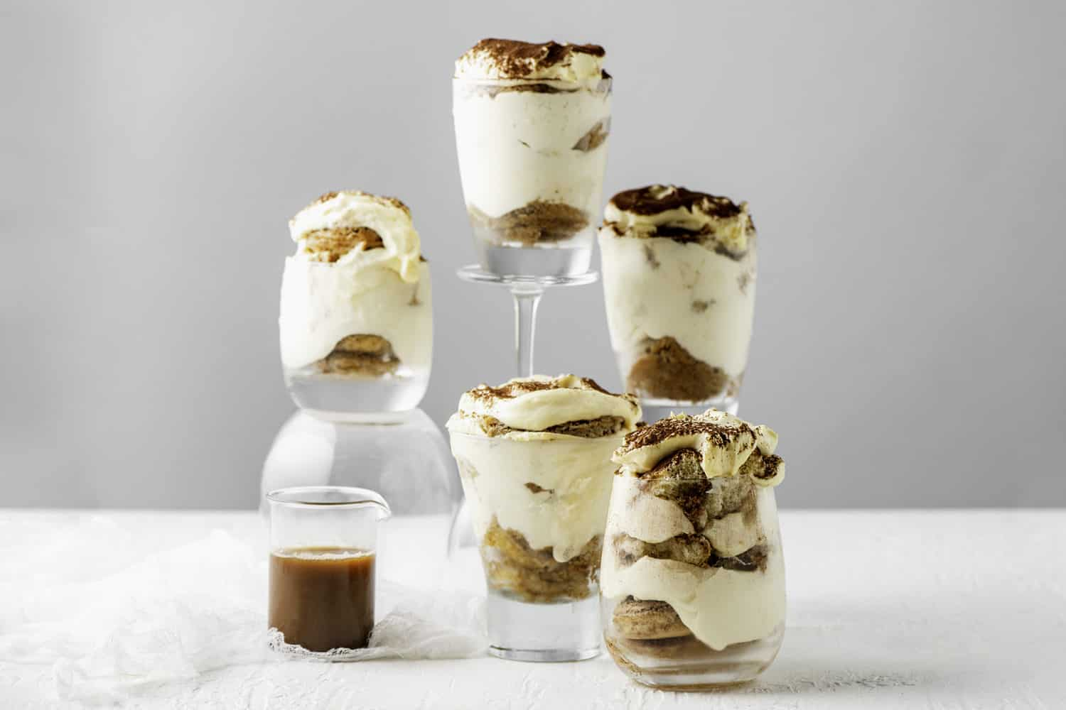 Tiramisu recipe by chai addict