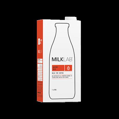 milk lab almond milk