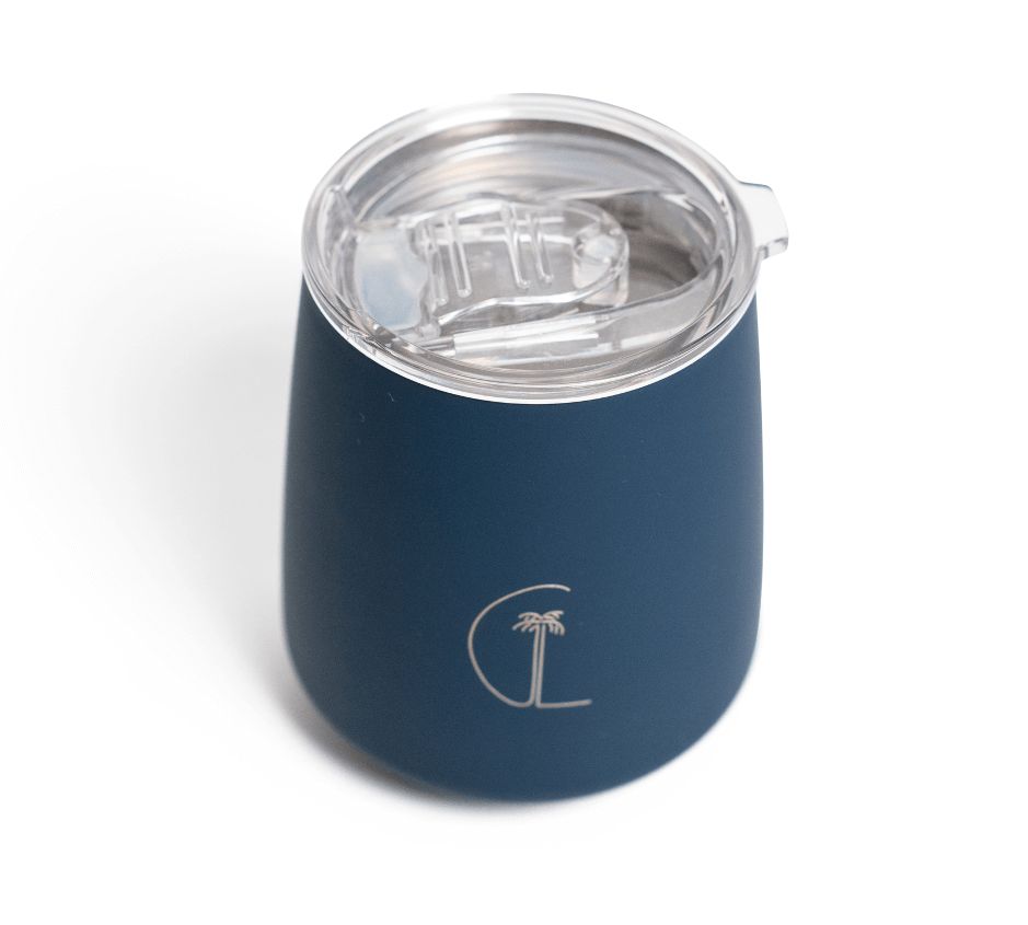 caye life cup hvar with lid